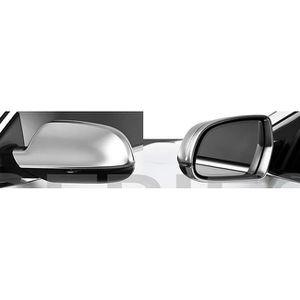 Glace de rétroviseur droit avec fixation pour AUDI A5//S5 jusqu/'à 2010 neuf