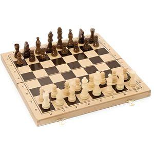 JEU SOCIÉTÉ - PLATEAU JEUJURA Jeu d'échecs - Coffret pliant