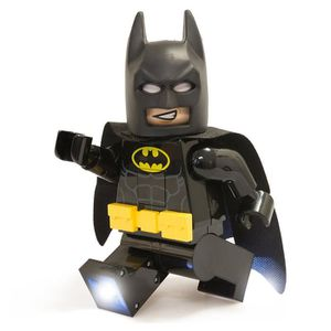 PORTE-CLÉS LEGO Batman Movie Lampe Torche Batman  - Pieds lum