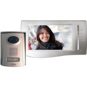 INTERPHONE - VISIOPHONE OTIO Interphone vidéo couleur ultra plat 2 fils 7'