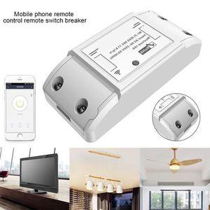 COMMUTATEUR ROTATIF Commutateur intelligent Interrupteur Wifi contrôle
