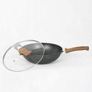 POÊLE - SAUTEUSE Wok Cuisine Maison Omelette Pot Multi-Fonction Pot