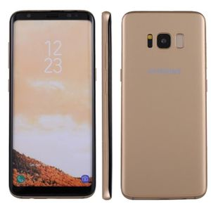 TÉLÉPHONE FACTICE Téléphone factice pour Samsung Galaxy S8 + écran c