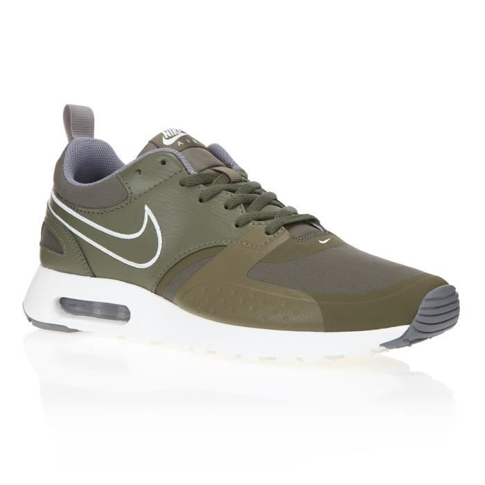 cheap for discount 6998c f0e0e NIKE Baskets Air max Vision - Homme - Blanc Noir et rose - Achat ...