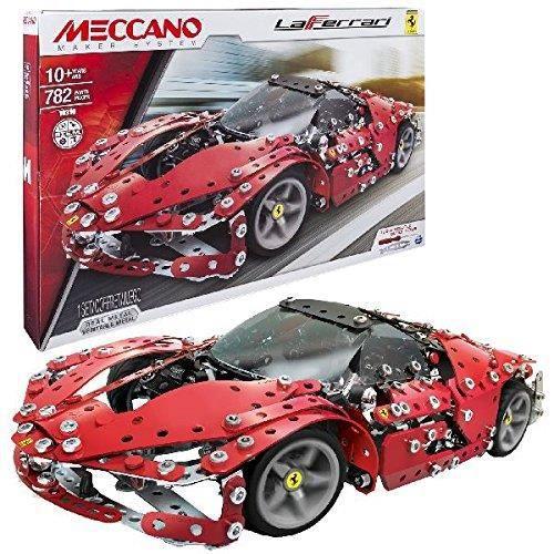 Jeu D'Assemblage 6032900 -La Ferrari ferrari- Set de construction EWUBS