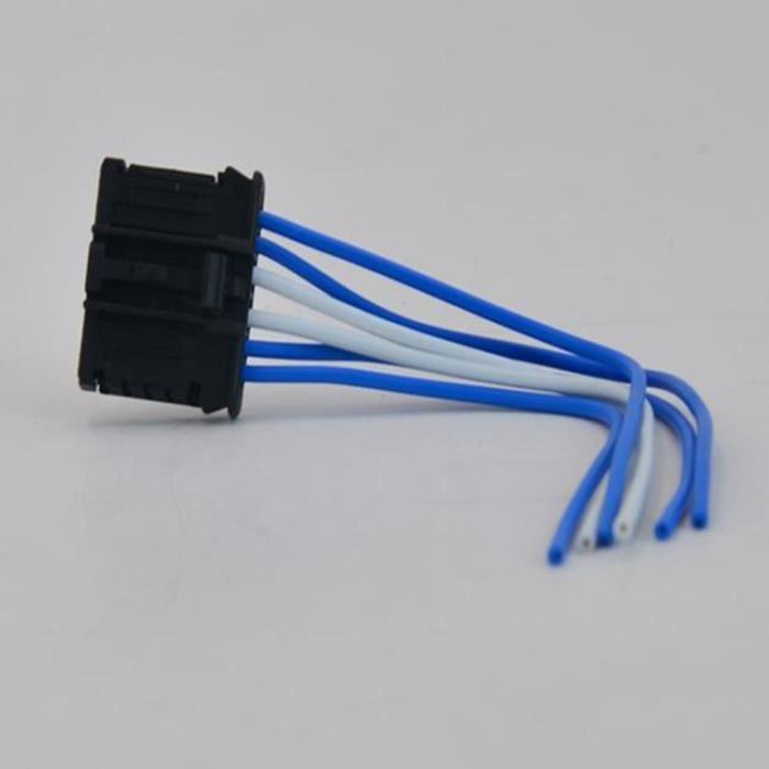 Kit Réparation Câble Faisceau ,Prise de Connectique Connecteur Adaptateur Platine Porte Ampoules Feu Feux Arriere