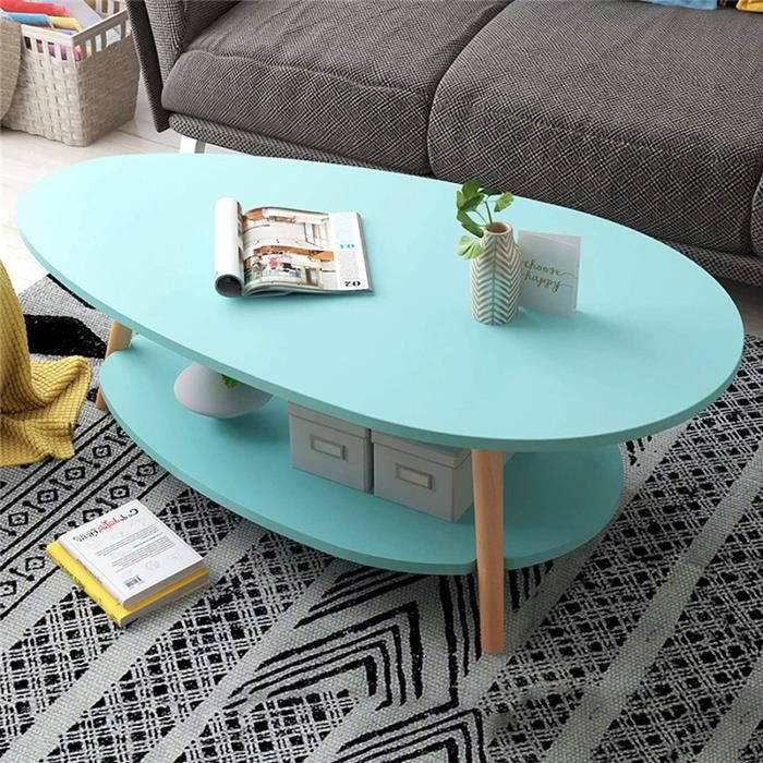 Nordic Maison Petit Appartement Canapé Table D'appoint, Salon À La Maison Petite Table Ronde Étude Créative Table Basse Chambr[298]