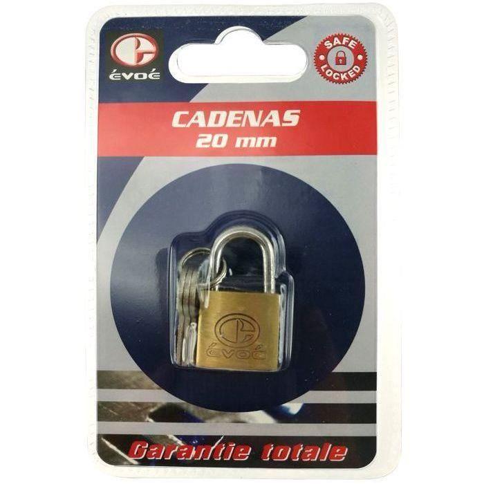 Cadenas laiton 20mm