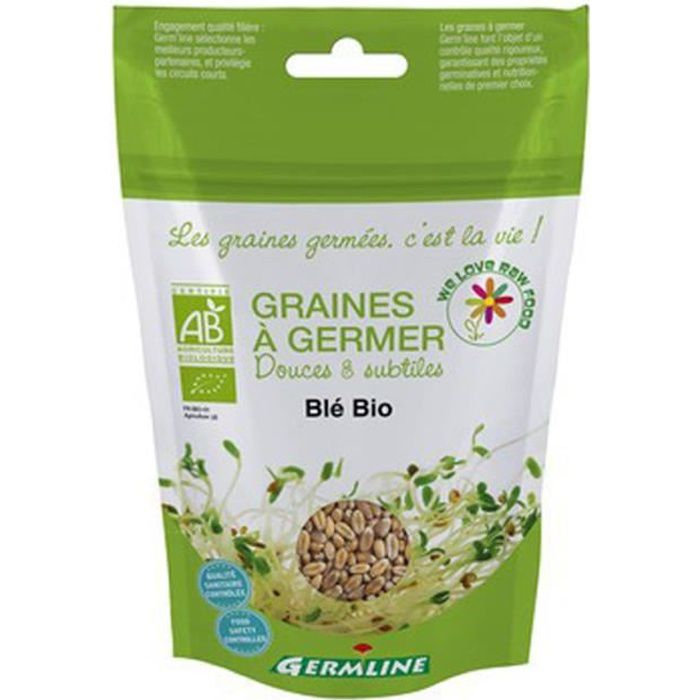 Graines à germer Blé Germline