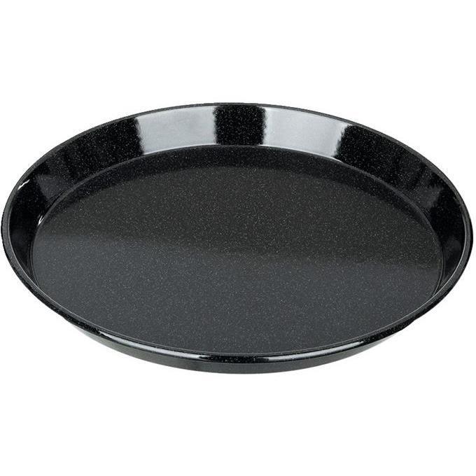 KOCHSTAR Tourtière émaillée - Ø 28 cm - Noir