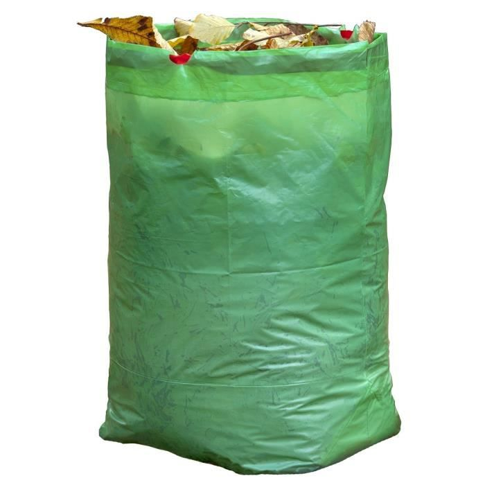 NATURE Sac à déchets multi-usages 120 L - H 60 x Ø 50 cm