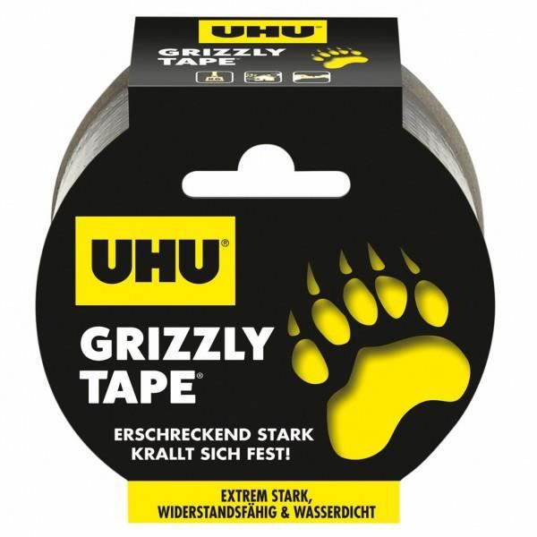 UHU - Ruban adhésif Grizzly - 10 m