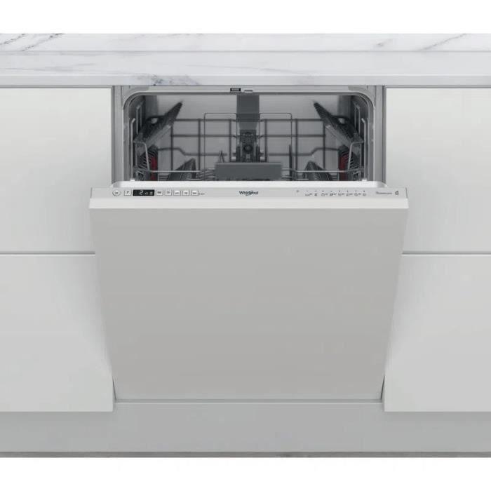 Lave vaisselle tout integrable 60 cm WRIC3C34PE