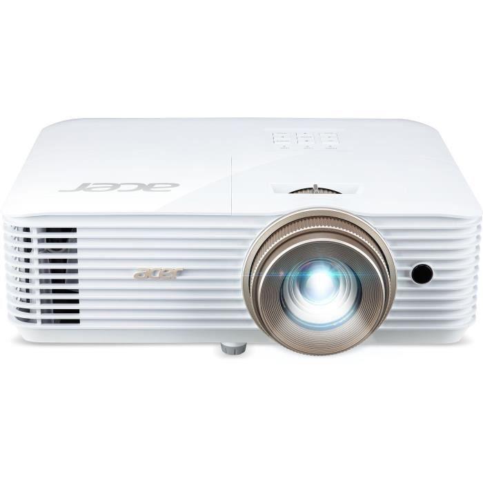 Vidéoprojecteur ACER HV832 4K Vidéoprojecteur DLP 4K - Blanc