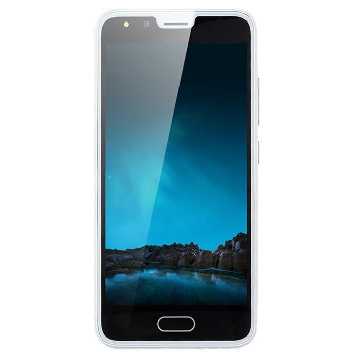 Téléphone portable P20 5.0 pouces double caméra HD Smartphone Android