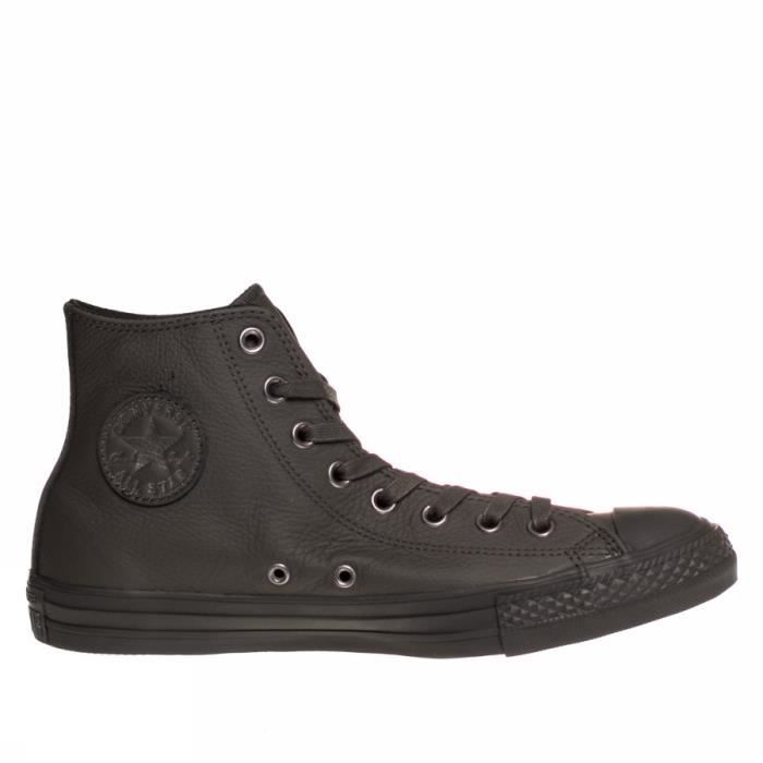 CONVERSE ALL STAR HI LEATHER 155134C MODA HOMME 7Vaqaj8q5