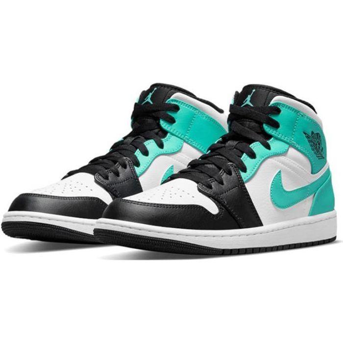 """Basket Air Jordan 1 Mid""""Island Green""""Chaussure de"""