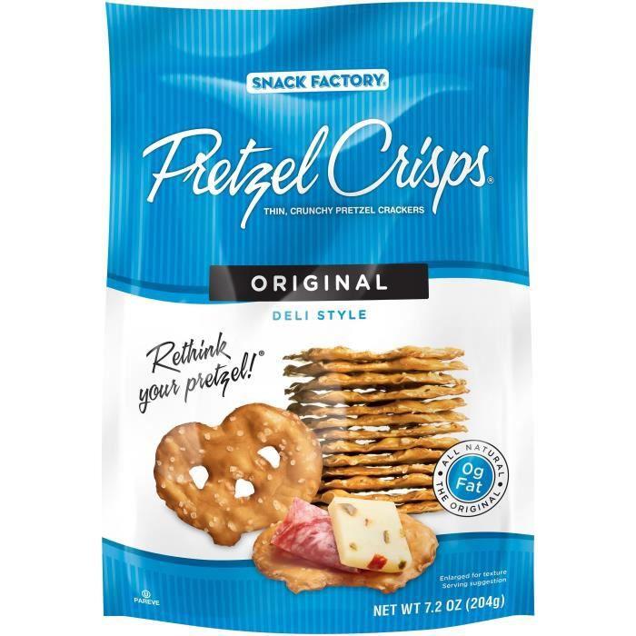CHIPS Pretzel Crisps Original 85g