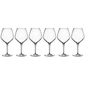 Verre à vin BORMIOLI LUIGI ATELIER Lot de 6 Verres à vin Rouge