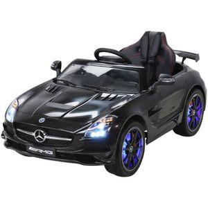 VOITURE ELECTRIQUE ENFANT Voiture électrique enfants Mercedes SLS AMG Deluxe