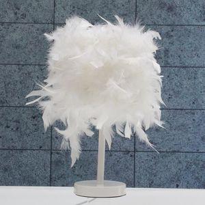 CHEVET  LED Créative Lampe De Table Chevet Veilleuse Plum
