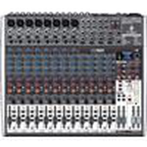 TABLE DE MIXAGE Behringer Table de Mixage et Interface X2222USB