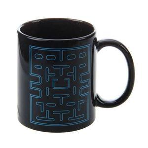 BOL SHAN Couleur Chaleur Changement Tasse Mug (pac-man