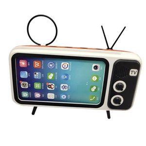 ENCEINTE NOMADE Sans fil Bluetooth haut-parleur avec porte-phoneTV