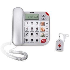Téléphone fixe Téléphone Super Bravo Plus