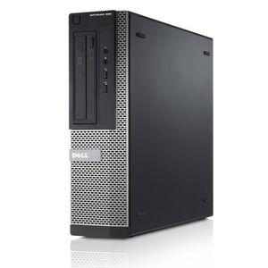 UNITÉ CENTRALE  Dell Optiplex 390 : Intel Pentium Dual Core G850 2
