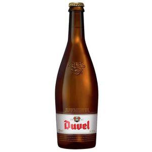 BIÈRE Duvel bière blonde 8.5° 75 cl Bouteille (75 cl)
