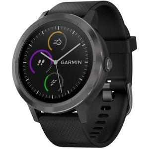 Montre connectée sport GARMIN Vivoactive 3 Black Montre connectée GPS Car