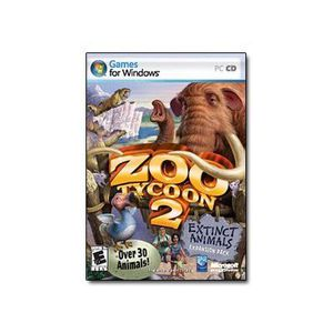 JEU PC Zoo Tycoon 2: Extinct Animals - Ensemble complet …