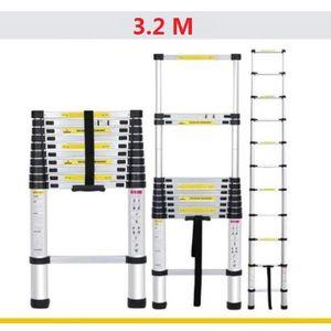 echelle telecospique 3m80 herzberg poids 150 kg