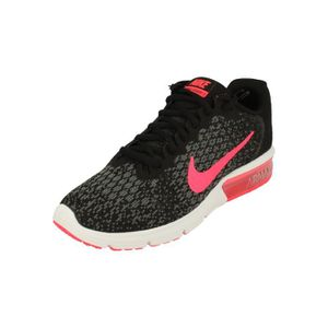 BASKET Nike Femme Air Max Sequent 2 Running Trainers 8524
