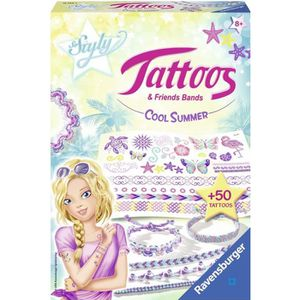 CRÉATION DE BIJOUX RAVENSBURGER SO STYLY Tattoos Cool Summer
