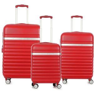 SET DE VALISES Lot de 3 valises rigides Carbon Robust I 56, 66 et