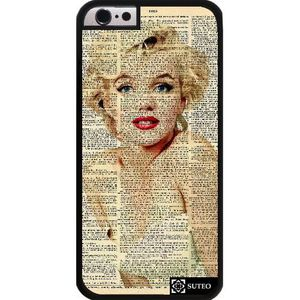 coque iphone 7 marilyn monroe
