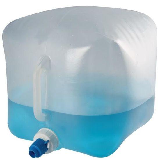 Highlander Plane Pack 13 l d/'eau en plastique transporteur camping