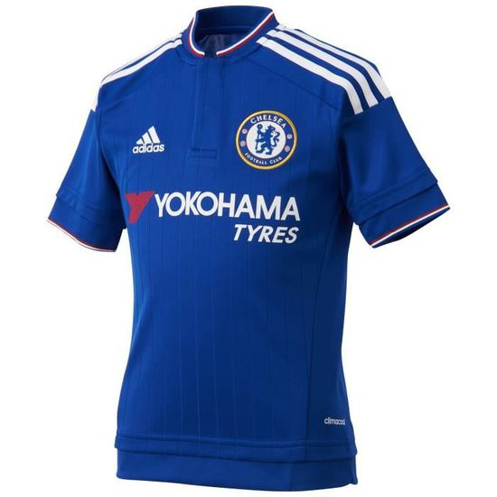 Adidas maillot football Chelsea domicile neuf taille enfant