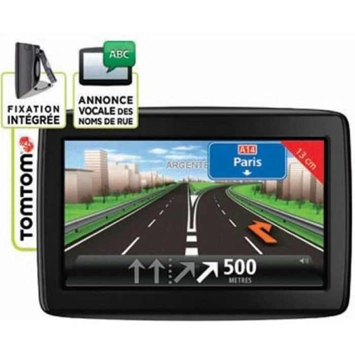 gps tomtom start 25 europe achat vente gps auto gps tomtom start 25 europe les soldes sur. Black Bedroom Furniture Sets. Home Design Ideas