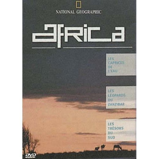 DVD DOCUMENTAIRE DVD National geographic africa vol. 2