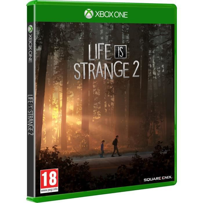 Life is strange 2 Jeu Xbox One