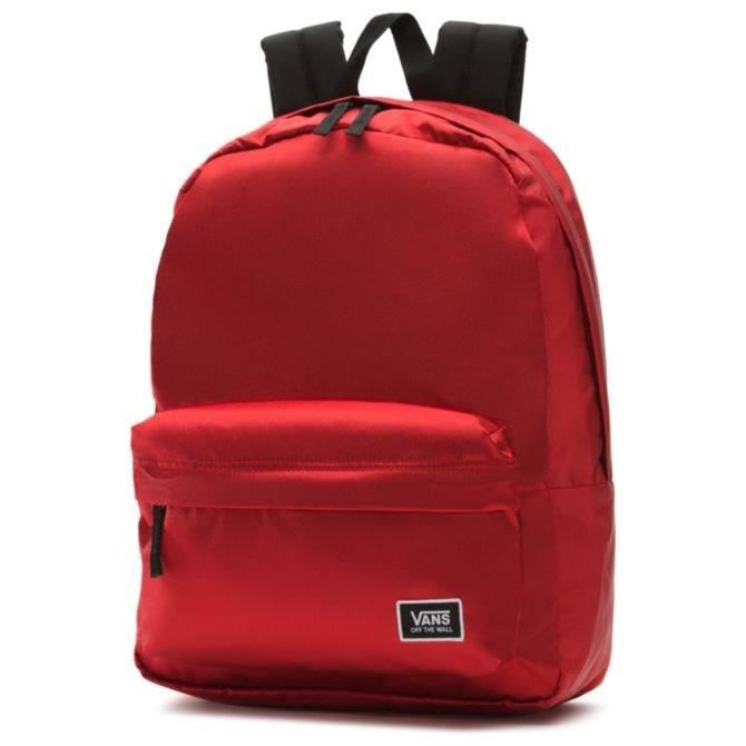 VANS Sac à Dos Vans Deana III Backpack Racing Red Shine
