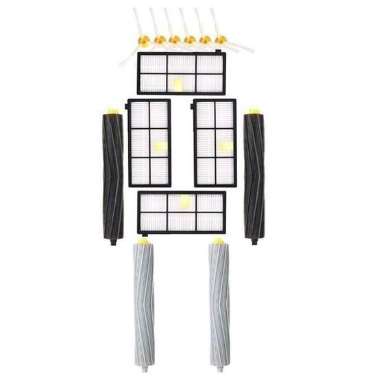 remplaçant Brosse Kit Pièces accessoires pour iRobot Roomba serie 800 850 851 860 865 866 870 871 876 880 885 886 890 ect