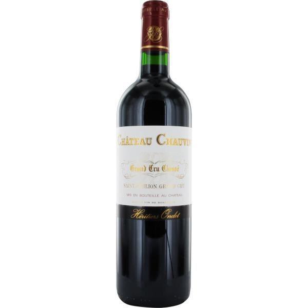 CHAUVIN 2014 - SAINT EMILION GRAND CRU - 750 ml