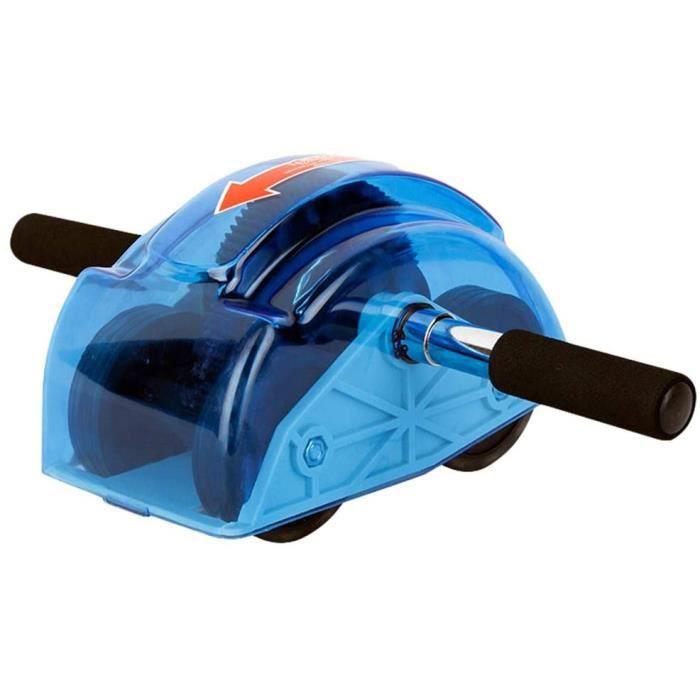APPAREIL ABDO Roller Abdominaux, Roulette Abdos, AB Roller, AB Wheel Pro Appareil Roue A Abdo Abdominale Musculation pour Exerc142