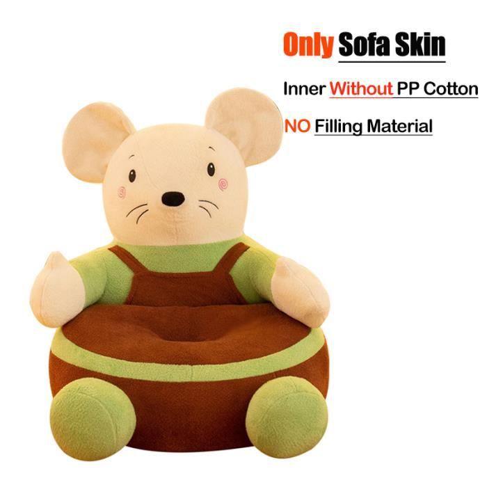 Livraison directe Infantil bébé canapé bébé siège canapé Support couverture pour enfant en bas âge doux en peluche alime WL6187