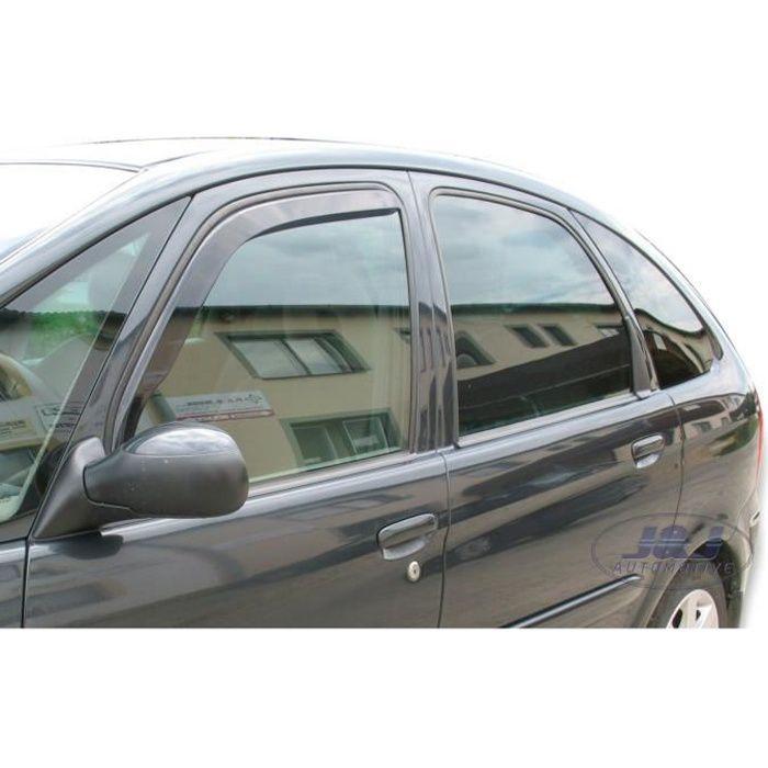 - Deflecteurs d'air Déflecteurs de vent Compatible avec CITROEN XSARA PICASSO 5 Portes 1999-08 2pcs