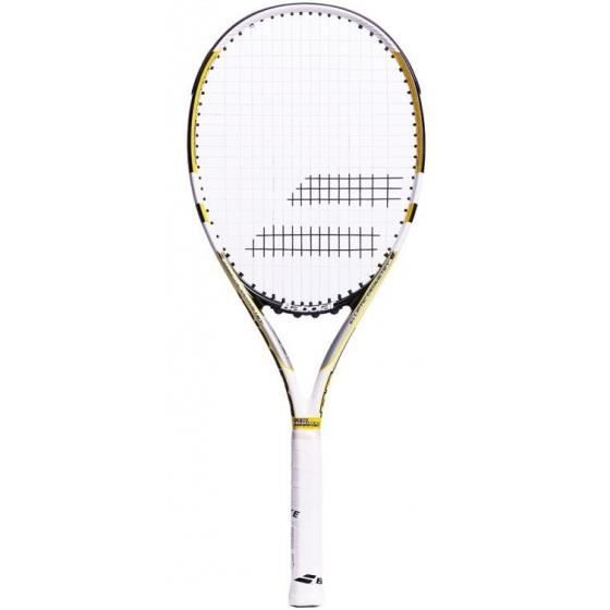 raquette NS Drive Specialde tennis S dames blanc mt L2